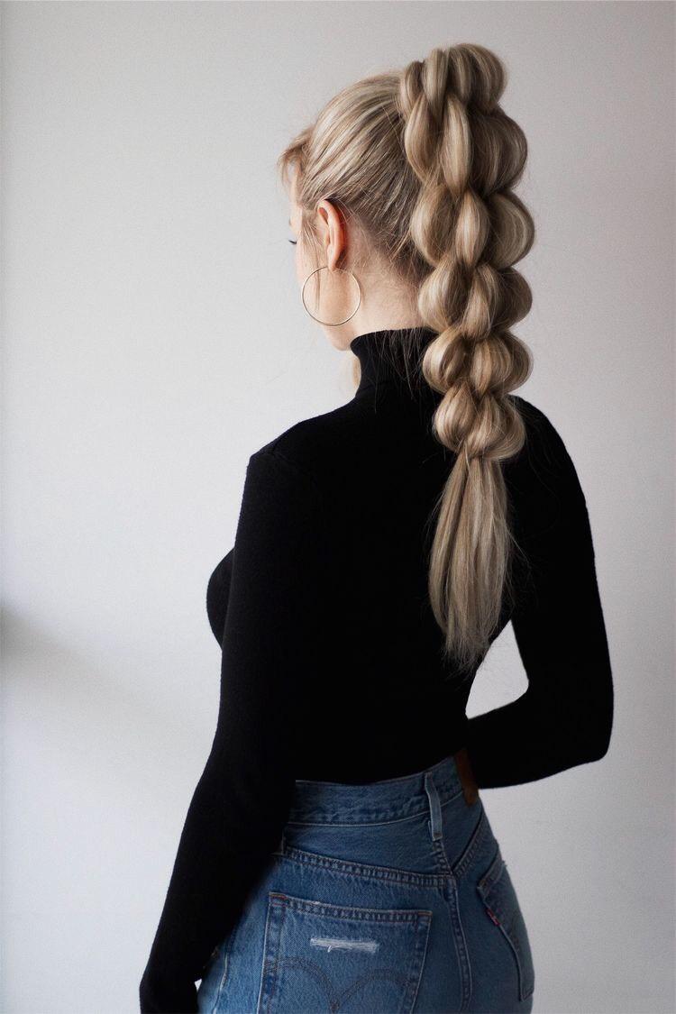 Brilla - Peinado Trenza con volumen